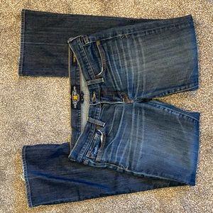 Lucky Brand Zoe Boot Cut Denim Jeans